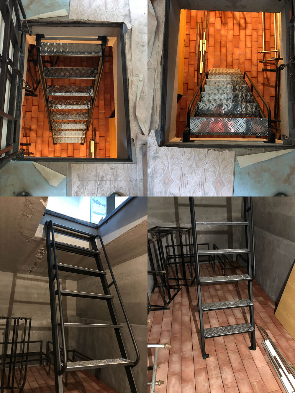 Лестница в подвал картинки